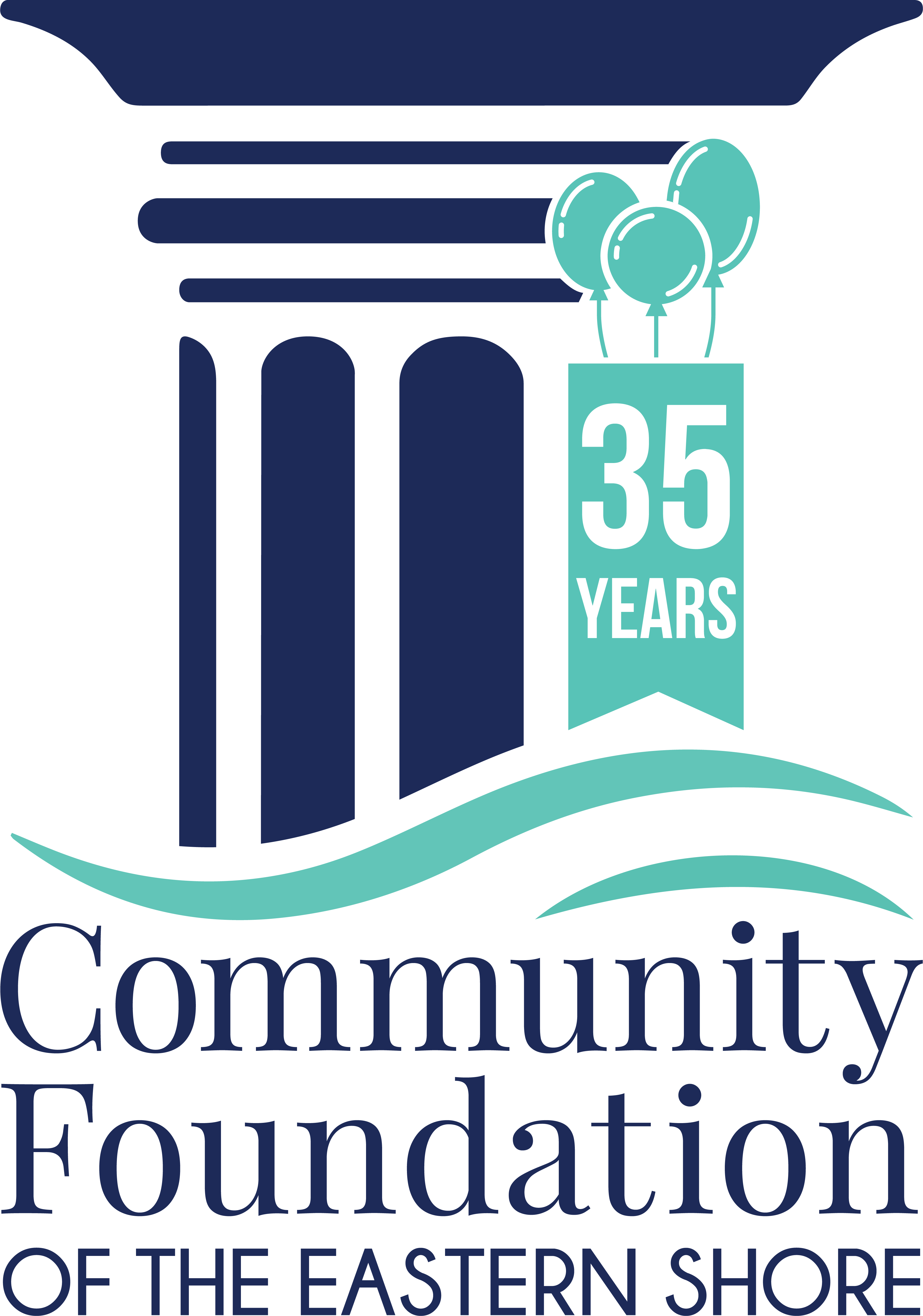 Community Foundation of The Eastern Shore Logo