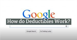 How do deductibles work image